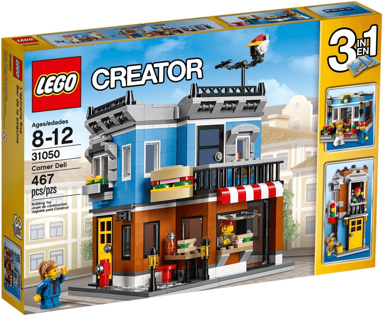 LEGO Creator - 3 in 1 Feinkostladen (31050)