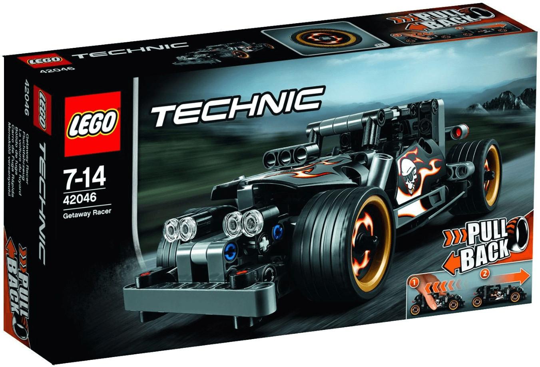 LEGO Technic - La voiture du fuyard (42046)