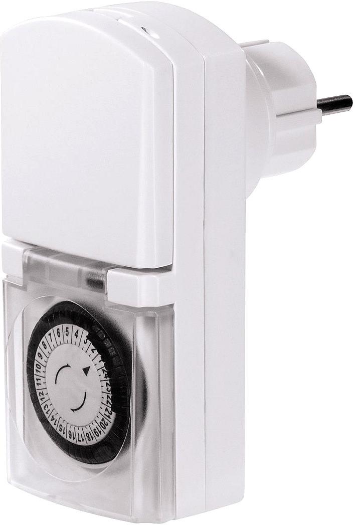 Hama Tages-Zeitschaltuhr Outdoor Mini (121953)