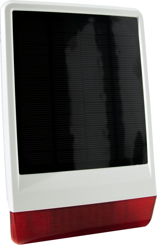 POPP Solar-Außensirene