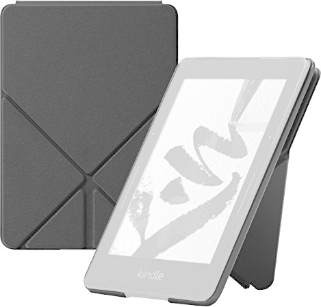 Kindle Origami Book Cover for Kindle Voyage black
