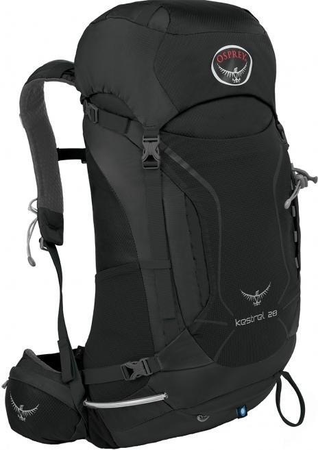 Osprey Kestrel 28 S/M ash grey