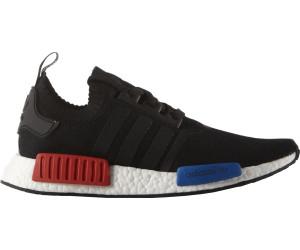Adidas NMD_R1 Primeknit core blacklush red ab 245,00