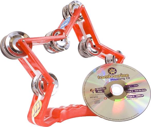 Music Sales Starmaker Tambourine