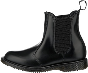 Dr Martens Laura Black, Schuhe, Stiefel & Boots, Chelsea Boots, Grau, Female, 36