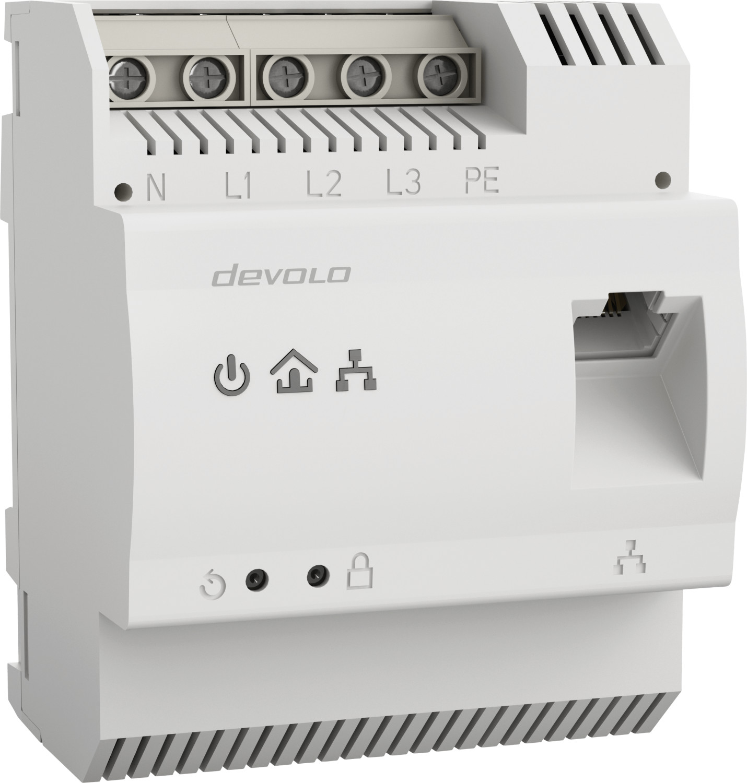 devolo Powerline DINrail Adapter 1200 MBit/s