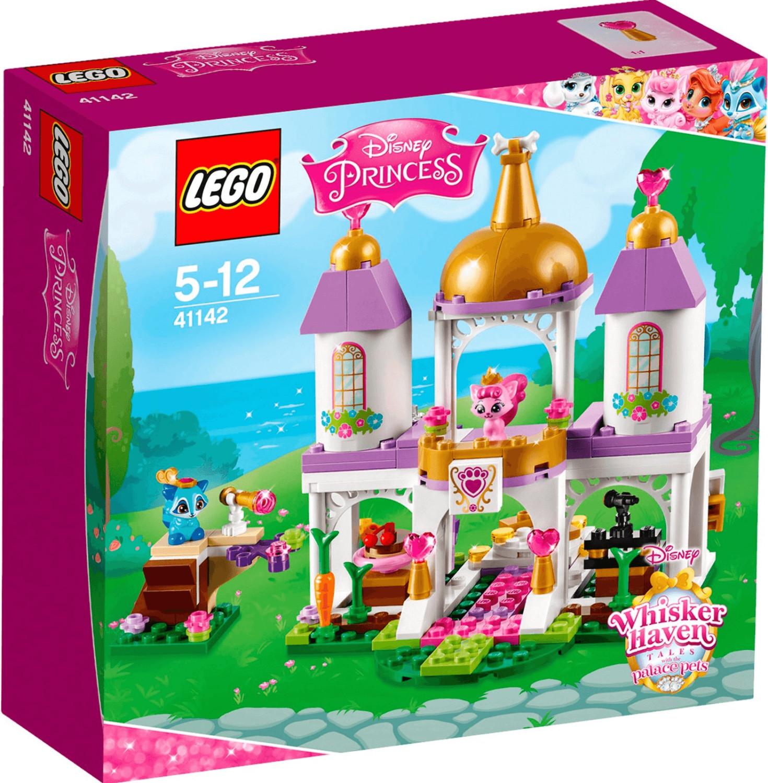 LEGO Disney Princess - Le château royal des Palace Pets (41142)