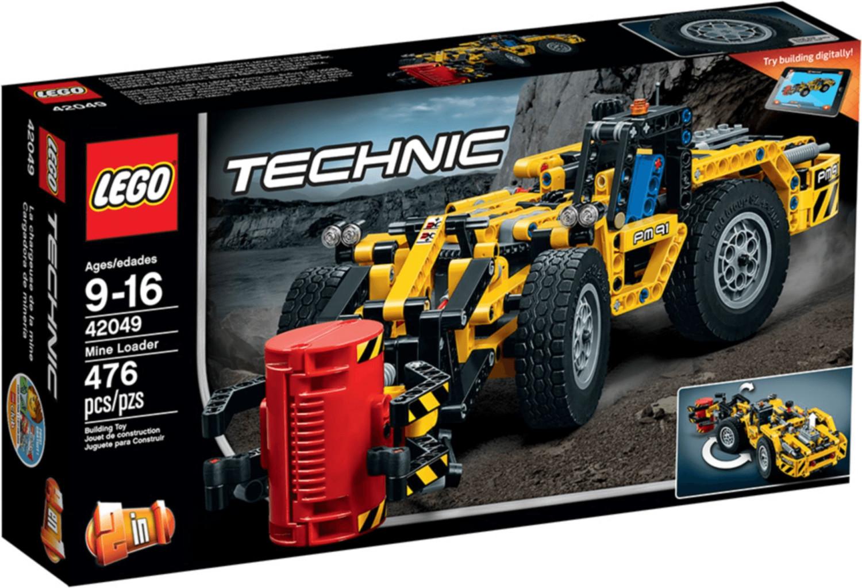 LEGO Technic - La chargeuse de la mine (42049)