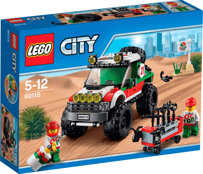LEGO City - Allrad Geländewagen (60115)