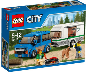 LEGO City - Van & Wohnwagen (60117)