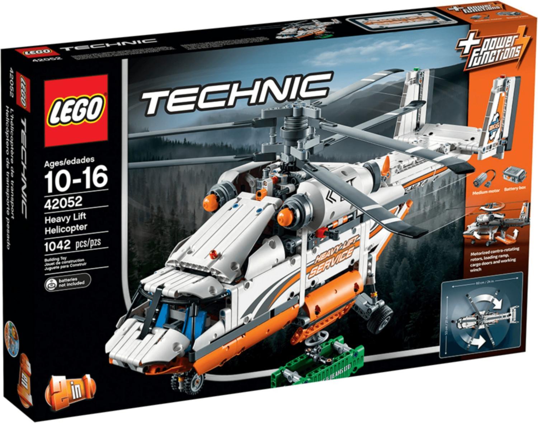 LEGO Technic - Schwerlasthubschrauber (42052)
