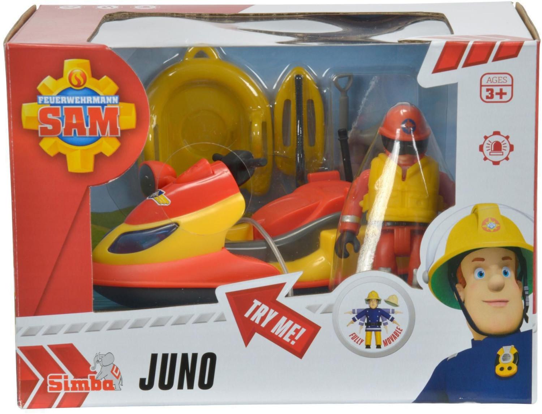 Simba Feuerwehrmann Sam Juno Jet Ski