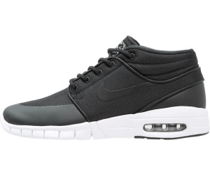 Nike SB Stefan Janoski Max Mid black/metallic silver/white/black