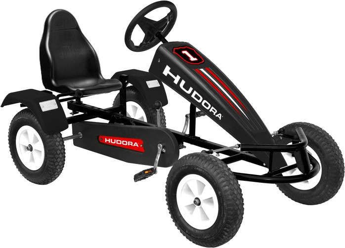 Hudora Gokart GR-XL schwarz (10319)