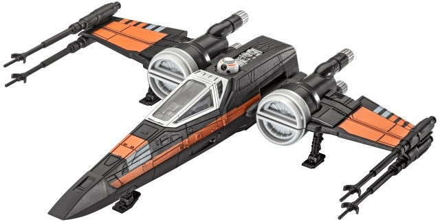 Revell Star Wars Poes X-Wing Fighter (06750)