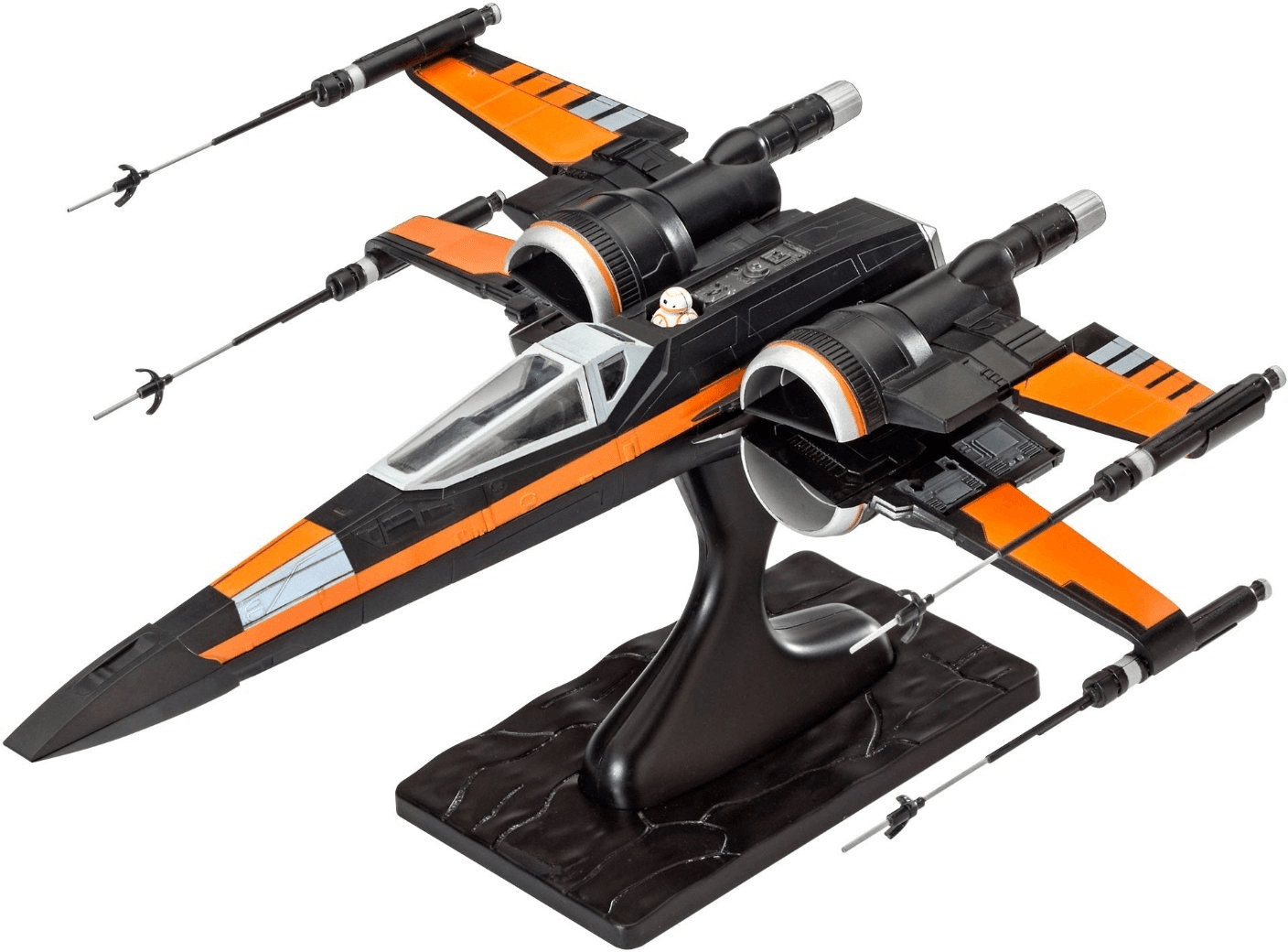 Revell Star Wars Poe´s X-Wing Fighter (06692)