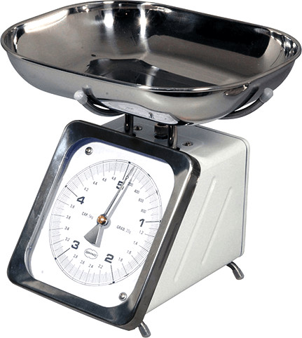 Image of Capventure Retro Kitchen Scale