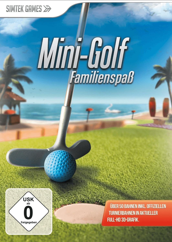 Mini-Golf Familienspaß (PC)