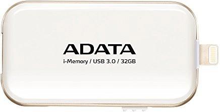 Adata i-Memory UE710 32GB weiß