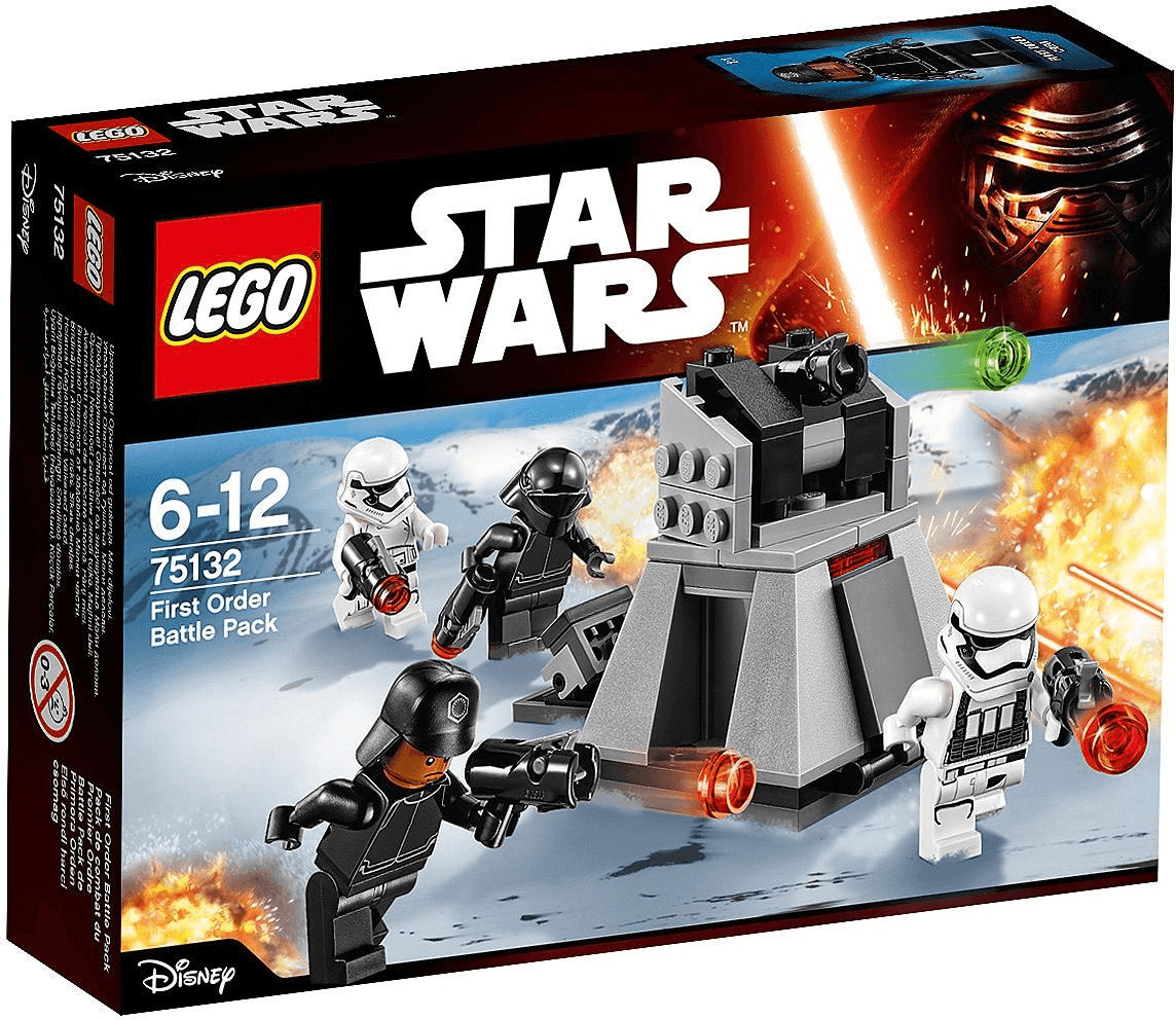 LEGO Star Wars - Pack de combat du Premier Ordre (75132)
