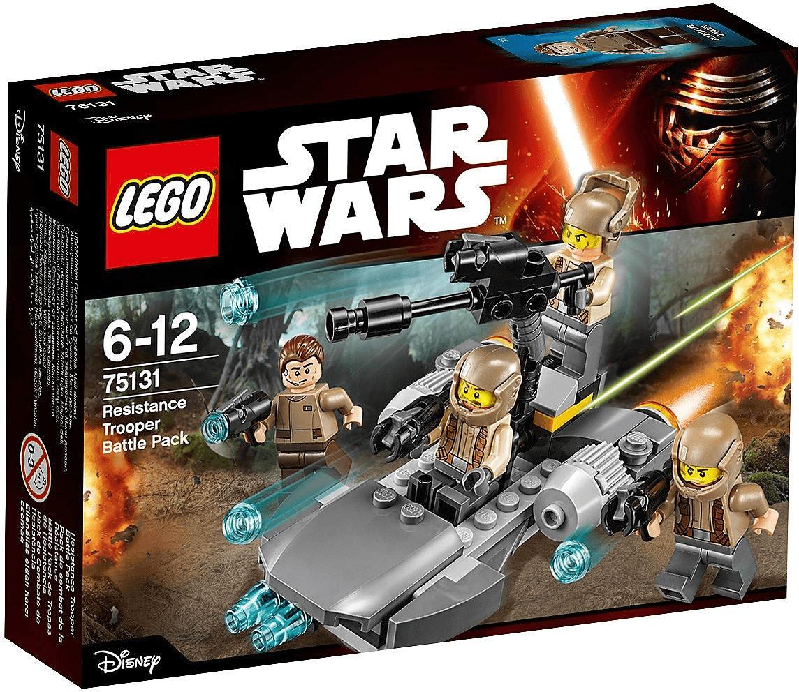 LEGO Star Wars - Resistance Trooper Battle (75131)