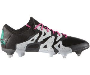06a08fcac Buy Adidas X15.1 SG Men core black/shock mint/ftwr white from £72.99 ...