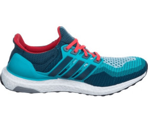 ed740d79a Buy Adidas UltraBOOST Clear Green Mineral Shock Red from £104.99 ...
