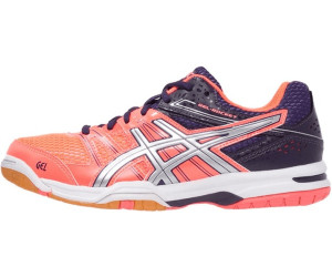 Asics Gel-Rocket 7 Women flash coral/silver/darkberry ab 34,95 ...