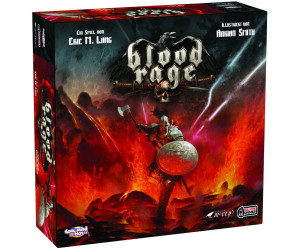 Blood Rage Deutsch