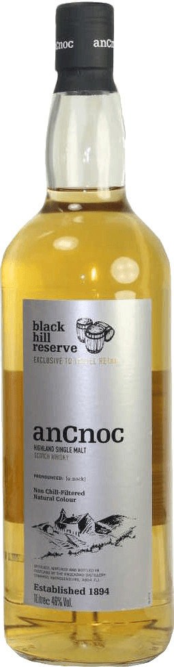 anCnoc Black Hill Reserve 1l 46%