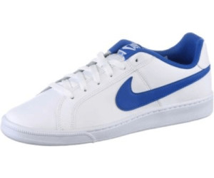 new products e4a11 b592b Nike Court Royale white game royal