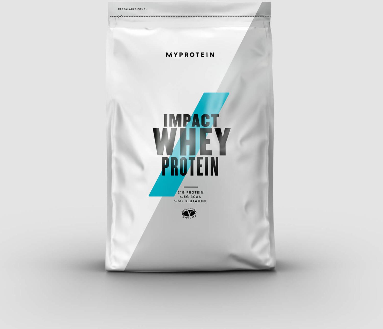Myprotein Impact Whey Protein 1000g Dänischer Zimtkuchen