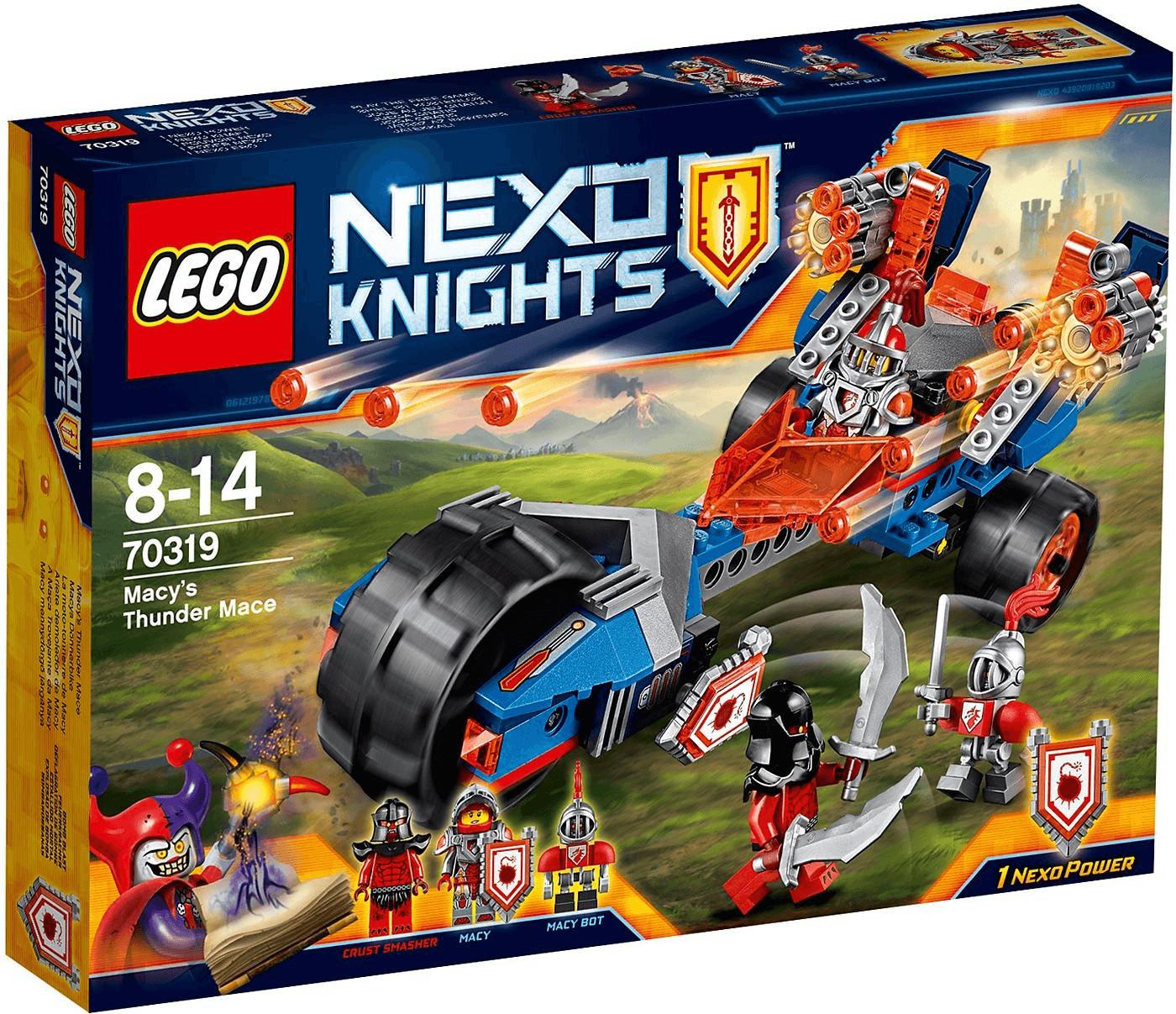 LEGO Nexo Knight - Macys Donnerbike (70319)