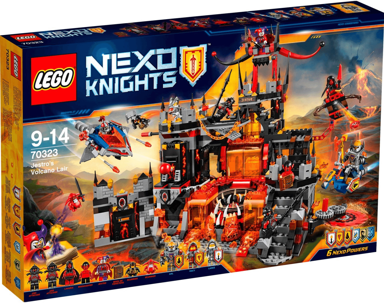LEGO Nexo Knight - Jestros Vulkanfestung (70323)