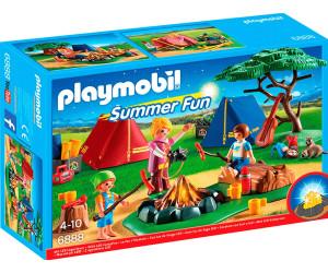 summer fun campamento con fogata 6888
