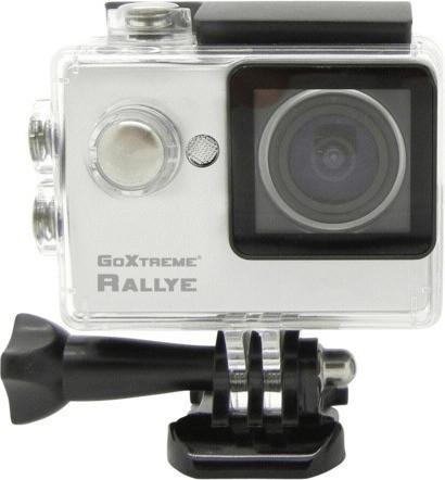 Easypix GoXtreme Rallye silber