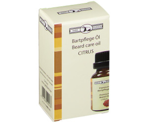 Golddachs Bartöl Citrus (30ml)