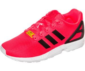 brand new b33b0 f923a Adidas ZX Flux K flash red core black white