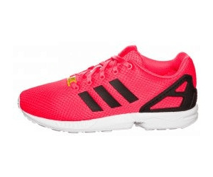 52b5884e5 Adidas ZX Flux K flash red core black white ab 47