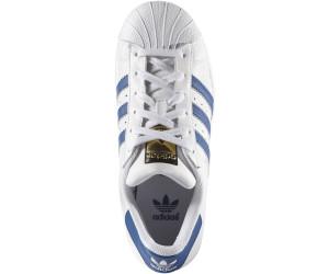 bbb996d606be8d Adidas Superstar Foundation Jr (S74944) ftwr white eqt blue eqt blue ...