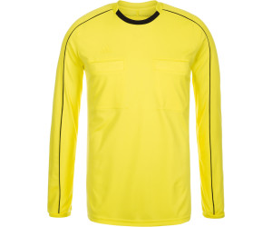 e0a8f11ac03 Buy Adidas Referee 16 Shirt yellow L S from £7.86 – Best Deals on ...