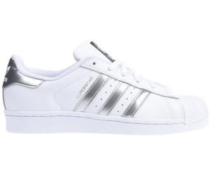 Adidas Superstar W ftwr whitesilver metalliccore black ab