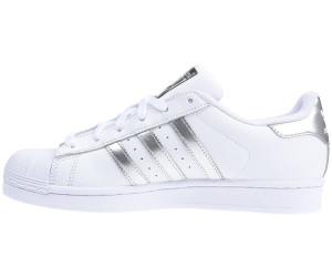 Adidas Superstar W ftwr white silver metallic core black ab € 47,48 ... e96e345c49