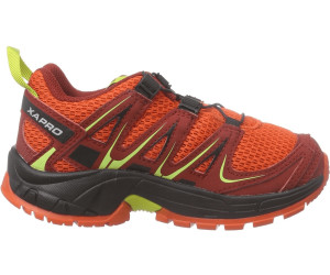 b7ccc8b58c Salomon XA Pro 3D K bright tomato red/flea/gecko green desde 596,03 ...