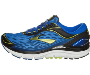 6785f2edad6 Buy Brooks Transcend 3 Men s electric brooks blue lime punch black ...