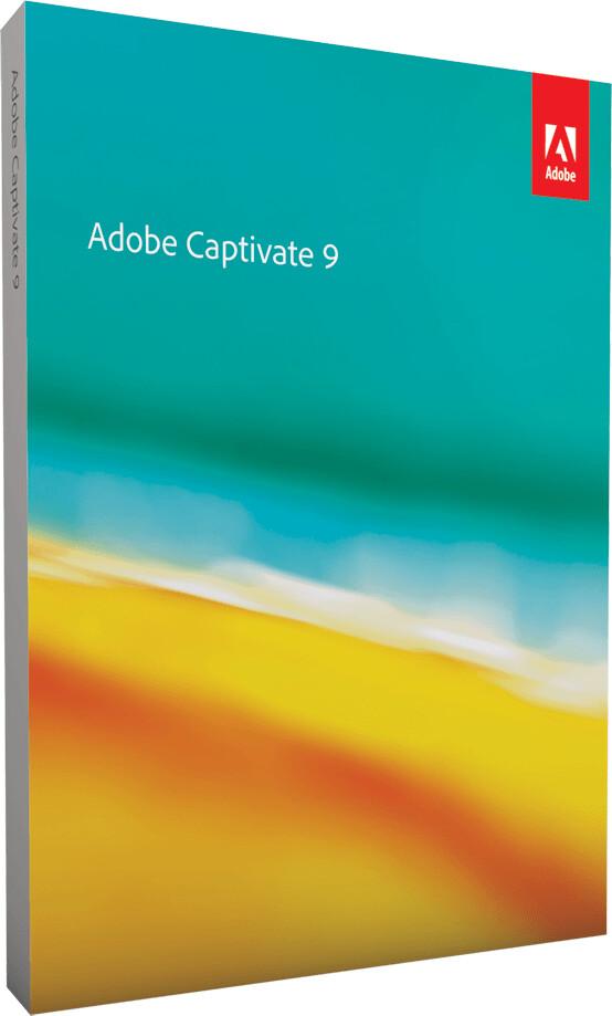 Adobe Captivate 9 (DE) (Mac) (ESD)