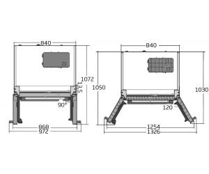 beko gne60521x au meilleur prix sur. Black Bedroom Furniture Sets. Home Design Ideas