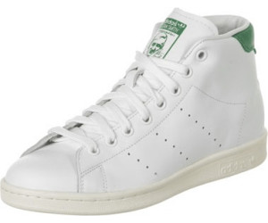 adidas originals damen stan smith mid sneakers weiß