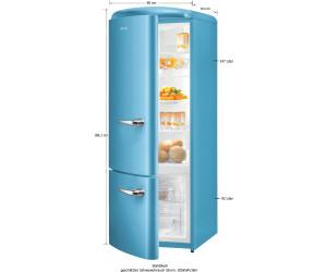 Bomann Kühlschrank Blau : Gorenje rk 60319 obl l ab 748 90 u20ac preisvergleich bei idealo.de