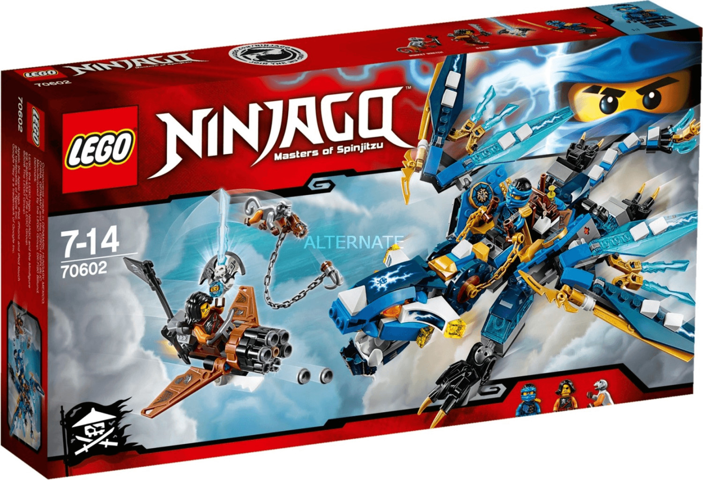 LEGO Ninjago - Jays Elementardrache (70602)